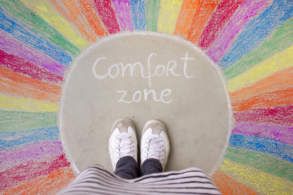 Komfort zónán innen és túl
