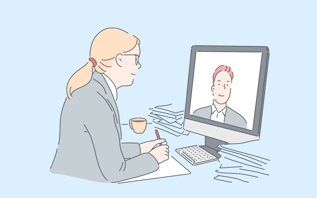 Online interjú-ezekre figyelj!